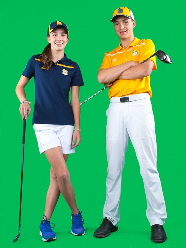 Golf greenscreen ©BCGD
